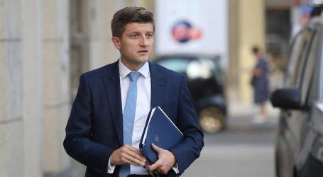 """MARIĆ: """"Svaku kritiku porezne reforme treba gledati kao pozitivnu"""""""