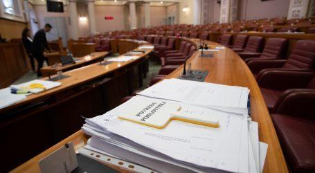 Sabor u petak neće glasovati o novom ministru uprave