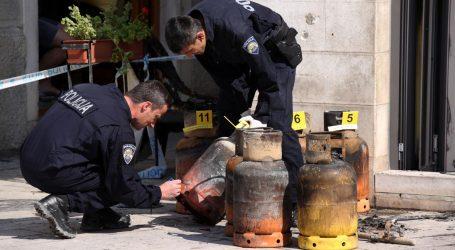 Istjecanje plina uzrok eksplozije i požara na splitskoj Pjaci