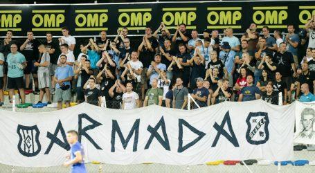 PRIJAVA DELEGATA: Zbog hukanja navijača Rijeke klubu prijeti kazna