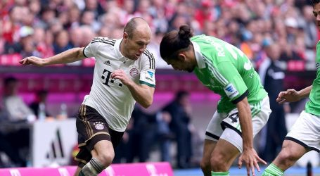 Arjen Robben završio karijeru