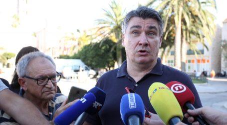 Milanović odgovorio Plenkoviću, nazvao ga 'velikim dedramatizatorom'