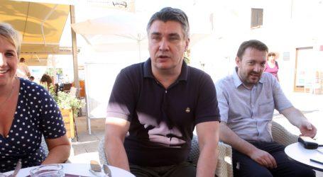 """MILANOVIĆ """"Plenković privatnim ponašanjem sprema štetu našim interesima u EU"""""""