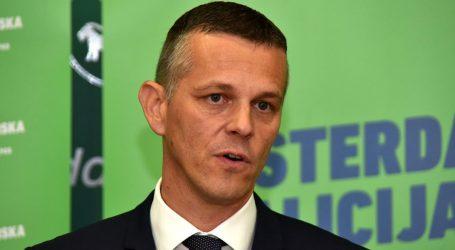 Fabrizio Radin od Valtera Flege preuzeo dužnost istarskog župana