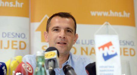 """POSAVEC """"Važnije mi je mišljenje građana i članstva HNS-a nego vodstva stranke"""""""