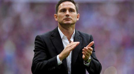 SADA JE I SLUŽBENO: Frank Lampard novi je trener Chelseaja