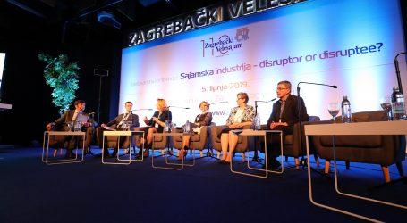 Zagrebački velesajam dobio nagradu za izniman doprinos razvoju sajamske industrije