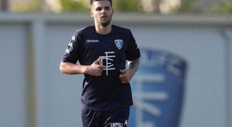 Nikola Pejović novi igrač Lokomotive