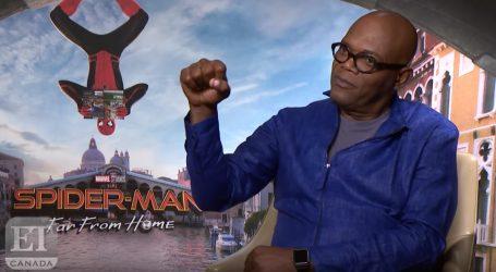 VIDEO: Samuel L. Jackson priča o novoj ulozi