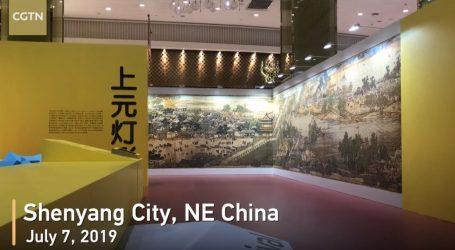 VIDEO: Nesvakidašnja replika poznate kineske slike