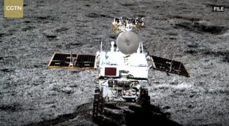 "VIDEO: Lander i rover misije Chang'e-4 malo ""odmaraju"""