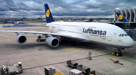 Zbog dojave o bombi u beogradskoj zračnoj luci evakuiran zrakoplov Lufthanse