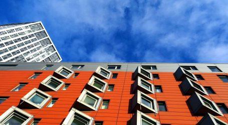 Cijene stambenih objekata u prvom tromjesečju porasle 7,4 posto