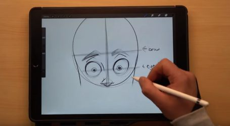 VIDEO: Osnove crtanja na sketchbooku
