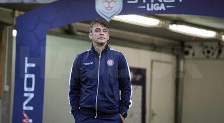 Damir Burić ponovno na klupi Hajduka