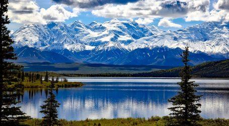 Toplinski val na Aljasci, rekordno visoke temperature