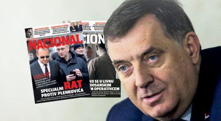 Bosanska tajna služba OSA špijunirala je Nacional