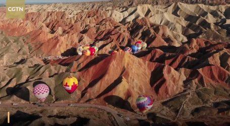 VIDEO: Festival balona i prekrasna priroda