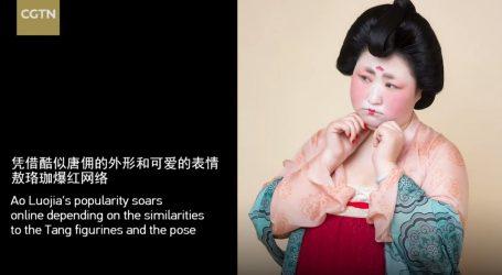 VIDEO: Ao Luojia dizajnira plus-size tradicionalnu kinesku odjeću