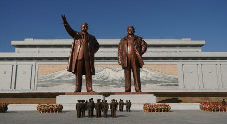 Sjeverna Koreja ispalila nekoliko neidentificiranih raketa