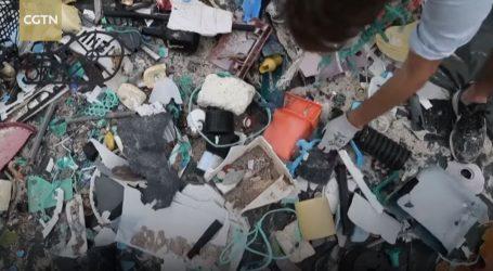 VIDEO: Otok Henderson neprestano ugrožen plutajućom plastikom