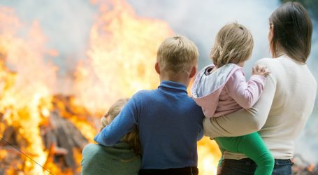 Ljeto je opasno i zbog čestih požara