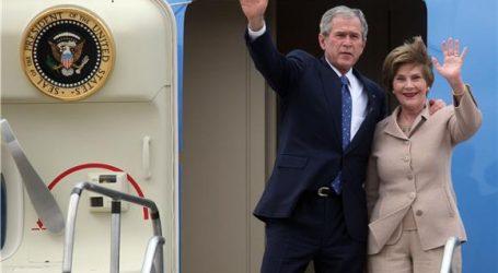 Izložba slika Georgea W. Busha u Washingtonu