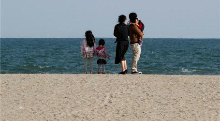 FUKUSHIMA Otvorena plaža osam godina nakon nuklearne katastrofe