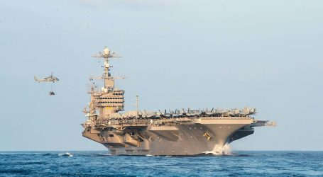 SAD srušio iranski dron iznad Hormuškog tjesnaca