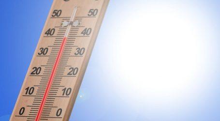 Vedro i vruće, izdana upozorenja zbog toplinskog vala