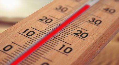 Pretežno sunčano i vruće, izdana upozorenja za cijelu zemlju