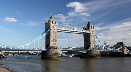Londonski Tower Bridge proslavio 125. rođendan