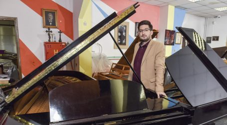 Zagreb i Hrvatska nisu zainteresirani za vrijednu zbirku klavira