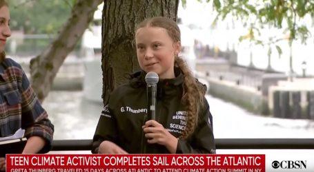 VIDEO: Greta Thunberg je simbol borbe protiv klimatskih promjena