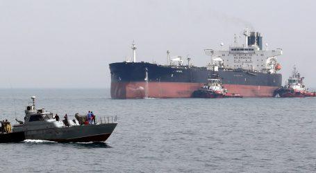 Iran zaplijenio još jedan strani tanker