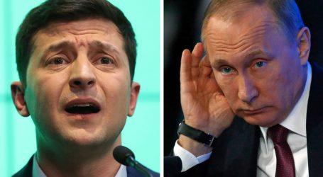 Ukrajinski predsjednik razgovarao s Putinom o ubojstvu četiri ukrajinska vojnika