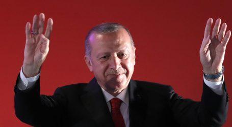 Erdogan najavio operaciju na sjeveru Sirije pod kontrolom Kurda