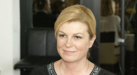 """PREDSJEDNICA """"Komšić mora shvatiti da je i politički predstavnik Hrvata"""""""