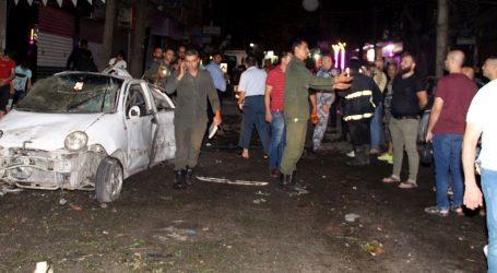 Sirijske vladine snage napade tueski vojni konvoj, poginula tri civila