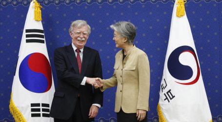 Bolton podsjetio Sjevernu Koreju na obećanje o lansiranju projektila