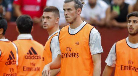 """ZIDANE: """"Što je Bale radio? Nadam se da je trenirao"""""""