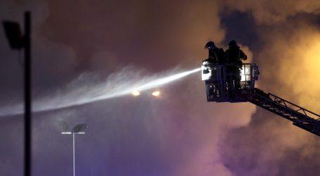 Vatrogasci sa Žitnjaka lokalizirali požar u stanu na adresi F.H. Kiša