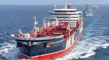 Britanija se priključila SAD-u u pomorskoj sigurnosnoj misiji u Zaljevu