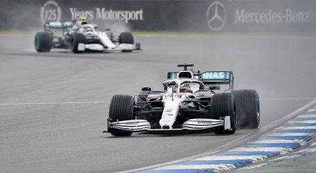 F1 Hamiltonu VN Mađarske