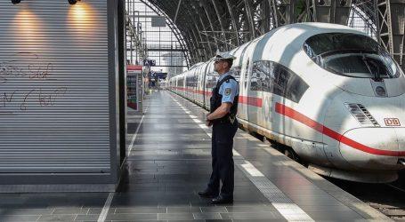 Frankfurtski kolodvor zatvoren zbog pljačke banke