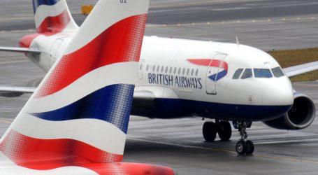 Londonska zračna luka otkazala stotine letove uoči štrajka osoblja