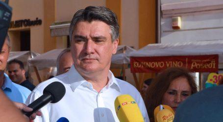 """MILANOVIĆ """"Plenković popuje. Dosta lopovluka i tiranije hranidbenog lanca jedne stranke!"""""""