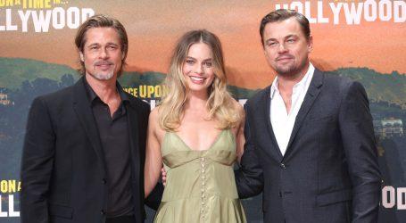 'Bilo jednom u Hollywoodu' tek drugi originalni film ove godine sa zaradom od 100 milijuna dolara