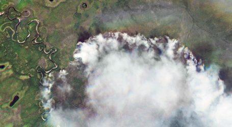 Sibirski šamani priskočili u pomoć vatrogascima u Sibiru