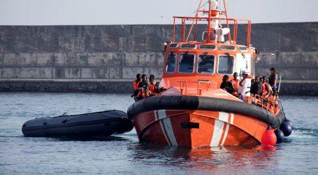 Na Mediteranu spašeno 85 migranata, Richard Gere došao podržati migrante